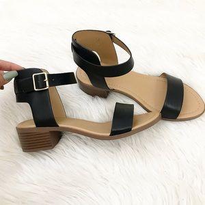 Black Sas Heels